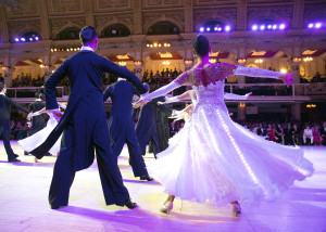 World Class Dancers at Blackpool (image courtesy of Wikipedia Commons)