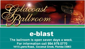 Goldcoast Ballroom e-blast  header