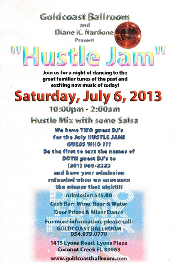The Ultimate Hustle Party Saturday, July 6
