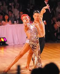 International Style Professional Latin Dancing (image courtesy of Wikipedia Commons)