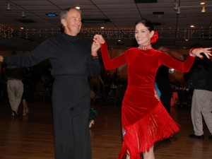 Patti & Les MacDonald, President & Directors of USA Dance, Royal Palm Chapter
