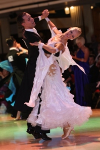 Quickstep with Paolo and Liene Di Lorenzo