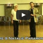 Samba Lesson by Andre & Natalie Paramonov - World Champion Latin Instructors at Goldcoast Ballroom