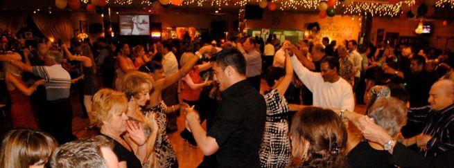 Social Dance Party at Goldcoast Ballroom - Latin Night