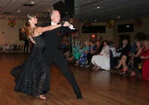 Terry Anderson & Olga Bogdanov (Tango) - Goldcoast Summer Showcase, July 13, 2013