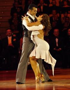 Bolero - an American Rhythm Dance