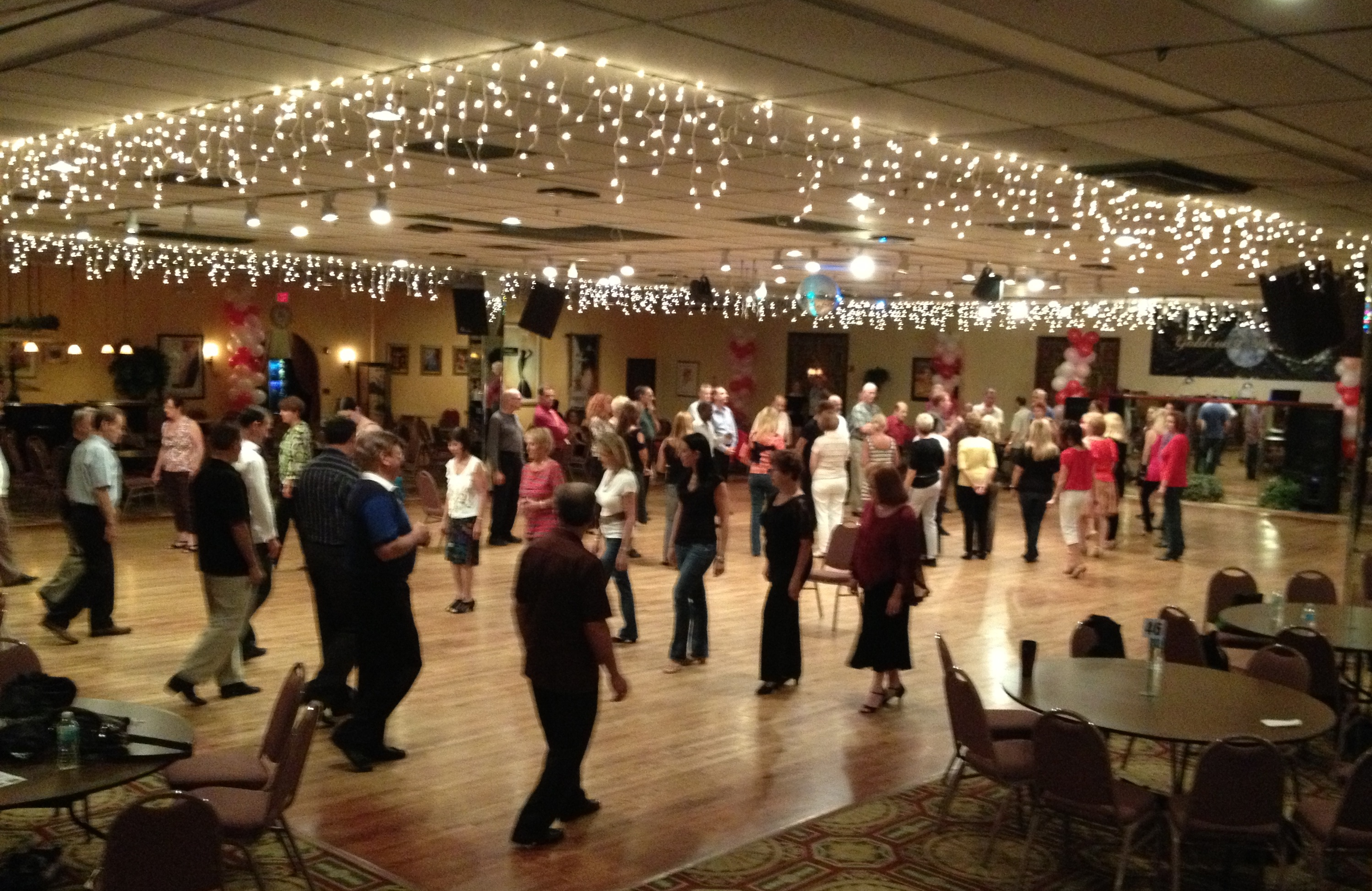 Goldcoast Ballroom & Event Center | Dancer's Choice Night ...