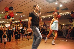 Edyta Sliwinska & Alec Mazo Group Classes at Goldcoast Ballroom