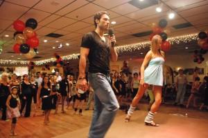 Edyta Sliwinska & Alec Mazo Group Classes at Goldcoast Ballroom