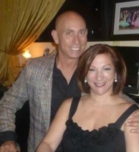 Lori Brizzi with Jeff Sandler