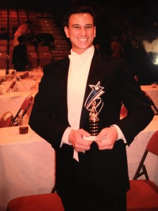 Vinny Munno – US American Rhythm & American Smooth Pro-Am Champion